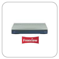 Freeview TV Setup and Satellite Dish Aerial Installation